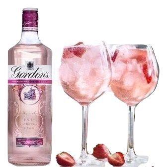 Photo of Gordon's Pink Gin Fizz Hamper