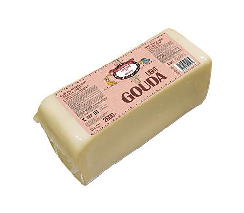 [冷蔵] グラスフェッドチーズ ゴーダ 2600g ハラル、NON-GMO認証 Grassfed Gouda gauda cheese 2600g halal certified