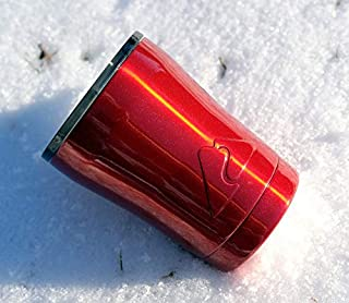 Candy Red Metallic Powder Coating Paint 1 LB