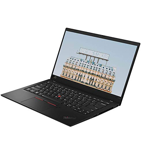 Lenovo ThinkPad X1 Carbon Gen 7 2020 Premium Laptop I 14' FHD IPS I Intel Quad-Core i5-10210U (i7-7500U) I 8GB DDR4 256GB PCIe SSD I Backlit FP Thunderbolt Win 10 Pro + Delca 16GB Micro SD Card
