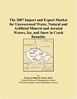 The 2007 Import and Export Market for Unsweetened Water, Natural and Artificial Mineral and Aerated Waters, Ice, and Snow in Czech Republic