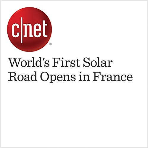 World's First Solar Road Opens in France cover art