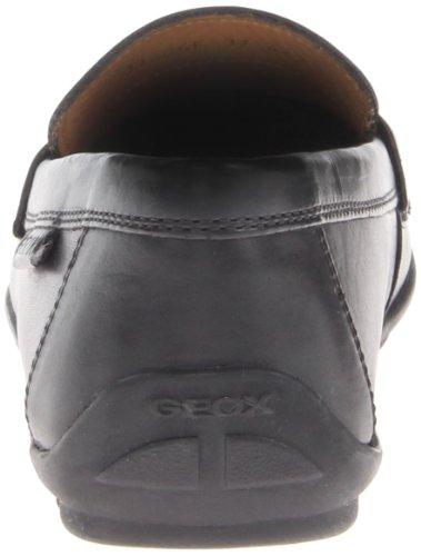 Geox Boys Fast Loafers J34G5F00043C9999 Black 9 UK Child, 27 EU