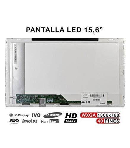 IFINGER Pantalla Compatible DE Y para PORTATIL Acer Aspire ES1-572-33MH 15,6 WUXGA 1920x1080 Full HD LCD LED 30 Pin EDP Ver Foto