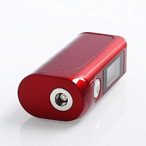 Asmodus Colossal Box Mod 80W mit Chipsatz GX 80 HUT V2 und OLED Touch Screen (rot)