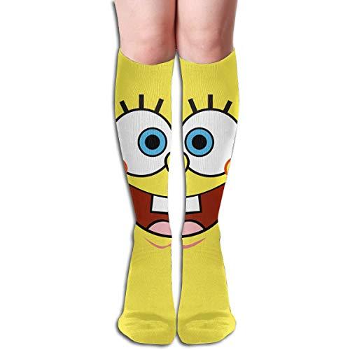 Calcetines hasta la rodilla de Bob Esponja