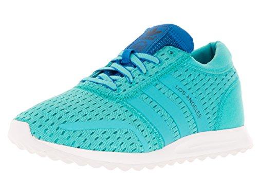 Adidas Originals Damen Los Angeles W Fashion Sneaker, Blau - Blau - Größe: 40 2/3 EU