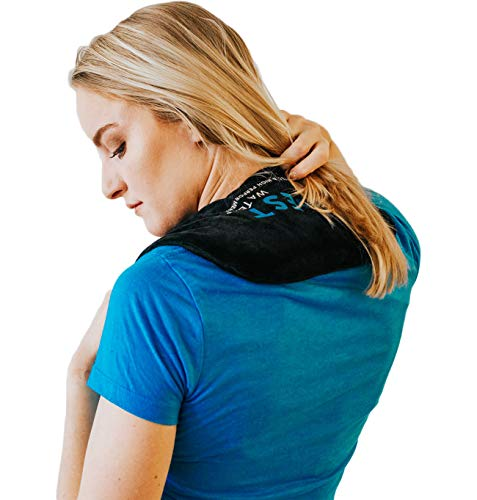 The Coldest Neck Ice Pack - Soothing Gel Pain Relief Reusable Ice Pack...