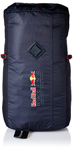 PUMA RBR Lifestyle Rucksack, Night Sky/Chinese Red, 54x35x3.3 cm