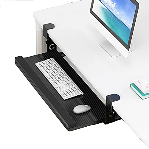 WANGFENG Einziehbare Tastaturablage...