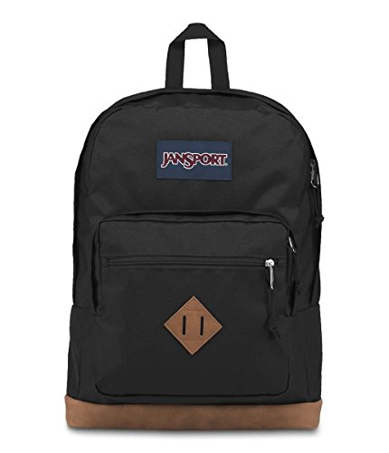 JanSport Jansport Unisex-Adult City View, Black, One Size