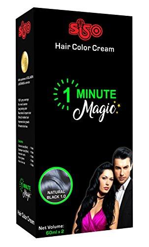 Siso 1 Minute Magic Hair Color Cream