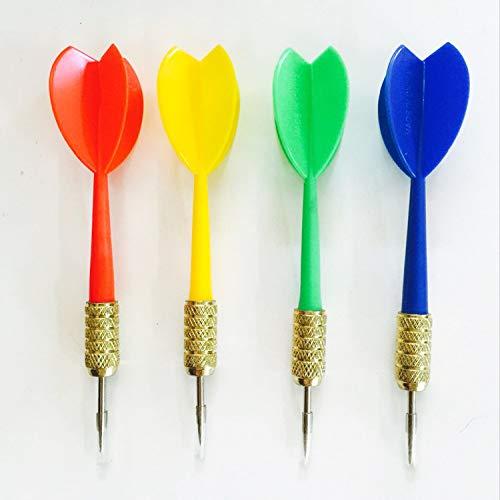 10 Grams Van Gekleurde Metalen Darts Naald Bestand tegen vallen Gekleurd Vliegen Kan Gebonden Ballon Darts