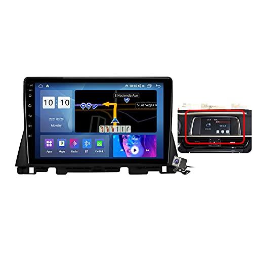 Gokiu Android 11 Radio estéreo para Coche con 9 Pulgadas Pantalla Táctil para Kia Optima 4 JF 2015-2020 Soporta Bluetooth FM Am RDS Radio/Navegacion GPS/Carpaly (Cámara de Respaldo),Type b,M500S