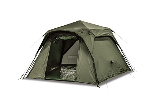 Solar Tackle Bankmaster Quick-Up Bivvy.