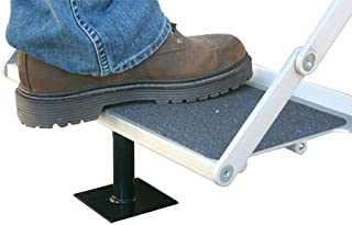 Camco Save-A-Step Brace, Stabilizes RV Steps and Helps Prevent RV Movement. Protects RV Steps from Sag and Wear (4-5/8