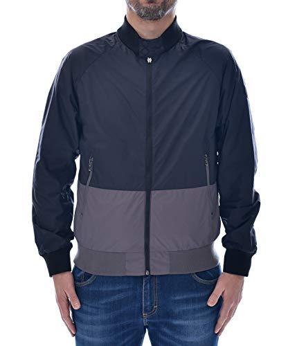 Colmar jas voor heren zwart bomber nylon licht