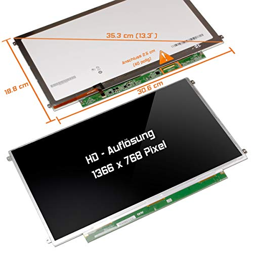 LED Display (glossy) 13,3