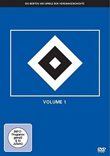 Die Besten HSV Spiele der Vereinsgeschichte - Volume 1 [5 DVDs]