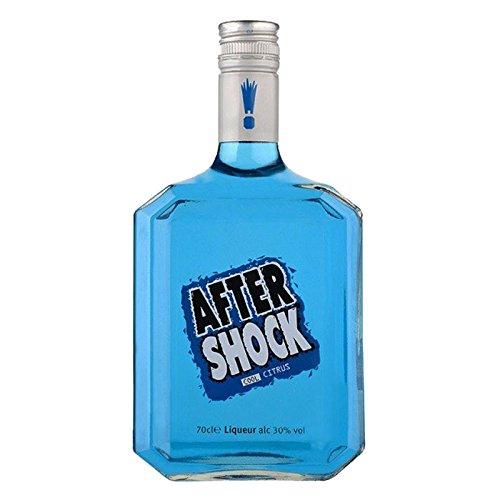 Photo of Aftershock Blue Cool Citrus Liqueur 70cl Bottle (Case of 12)