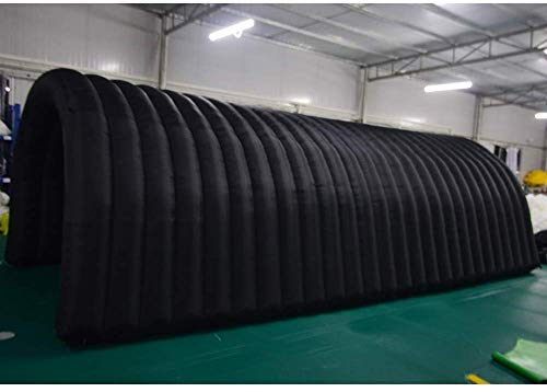 SAYOK Inflatable Tunnel Sports Tunnel Entrance Inflatable Tunnel Tent for Event Exhibition