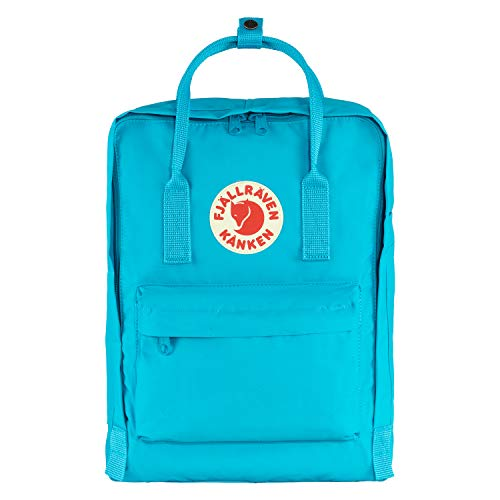 Fjallraven Unisex's Kånken Sports Backpack, Deep Turqoise, One Size