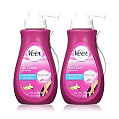 Effectively removes hair in as little as five minutes Sensitive formula with Aloe Vera and Vitamin E to leave skin feeling moisturized Hair removal closer to the root Dermatologist tested Hair Removal Cream No nicks or bumps