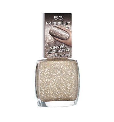 Velvet Diamond Nail Polish
