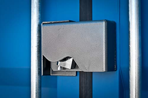 Shipping Container Lock Box - Cargo Container Lock Box