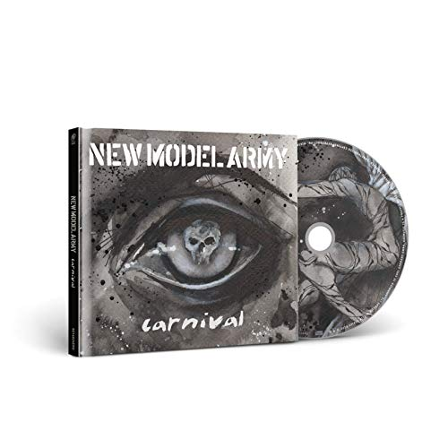 Carnival (Remixe et Masterise)/CD Mediabook