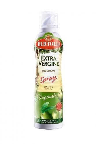 Bertolli Spray Olio Di Oliva Extra Vergine Originale 200ml