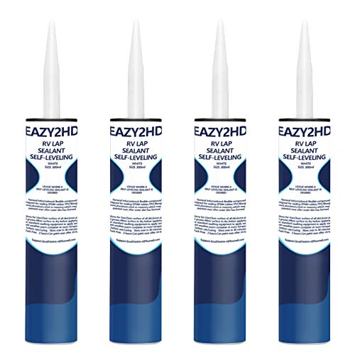 Eazy2hD RV Self Leveling Lap Sealant for RV Roofs,RV Roof...