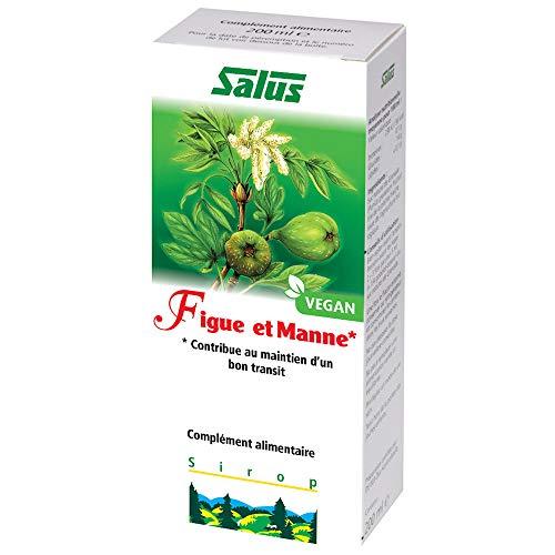 Salus Manna Fig Syrup Plant Syrup 200 ml