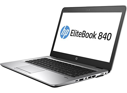 HP 2018 Elitebook 840 G1 14inch HD LED-backlit anti-glare Laptop Computer, Intel Dual-Core i5-4300U up to 2.9GHz, 8GB RAM, 500GB HDD, USB 3.0, Bluetooth, Window 10 Professional (Renewed)