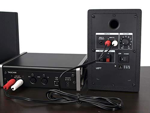 TASCAM『パワードモニタースピーカー(VL-S3)』
