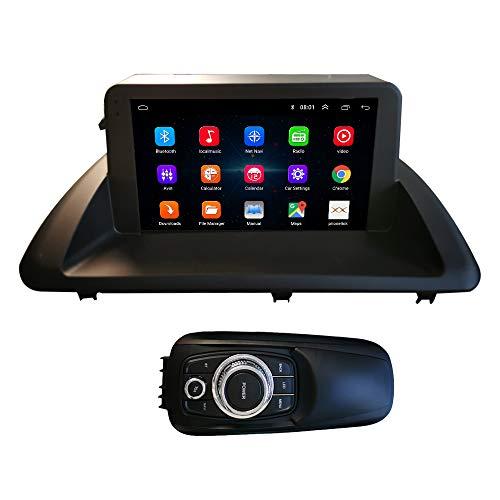 WOSTARS Android 10 Autorradio Navegación del Coche Unidad Principal Estéreo Reproductor Multimedia GPS Radio Pantalla táctil IPS 2.5D Control del Volante DSP porLEXUS CT200h 2011-2017