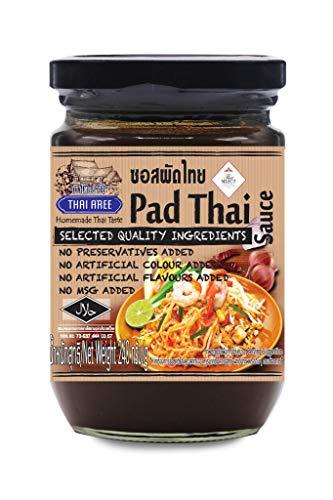 [ 240g ] THAI AREE Pad Thai Sauce (gebratene Nudeln Thai Spezial)