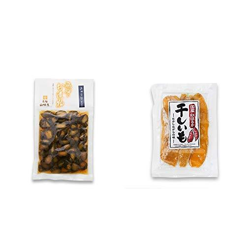 [2点セット] 飛騨山味屋 きゅうり醤油漬(150g) ・国産 紅はるか 干しいも(140g)