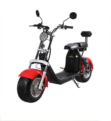 Vehículos eléctricosBicicleta eléctrica para Adultos Motocicleta eléctrica de Dos Ruedas Harley batería...
