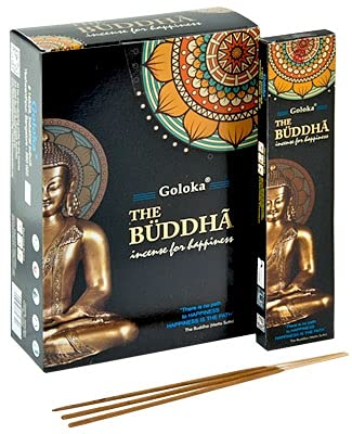 Incienso Goloka The Buddha - Buda - 180g