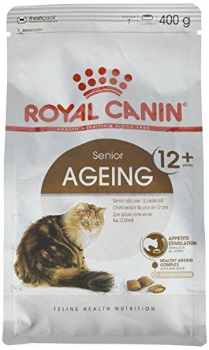 Royal Canin kattenvoering Feline Ageing + 12, 400 g, per stuk verpakt (1 x 400 g)