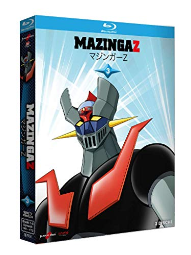 Mazinga Z- Volume 3 (Blu-Ray) (Collectors Edition) (3 Blu Ray)