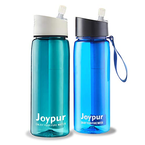 Joypur Filter Water Bottle review