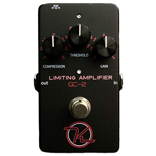 Keeley GC-2 Limiting Amplifier Compression Pedal