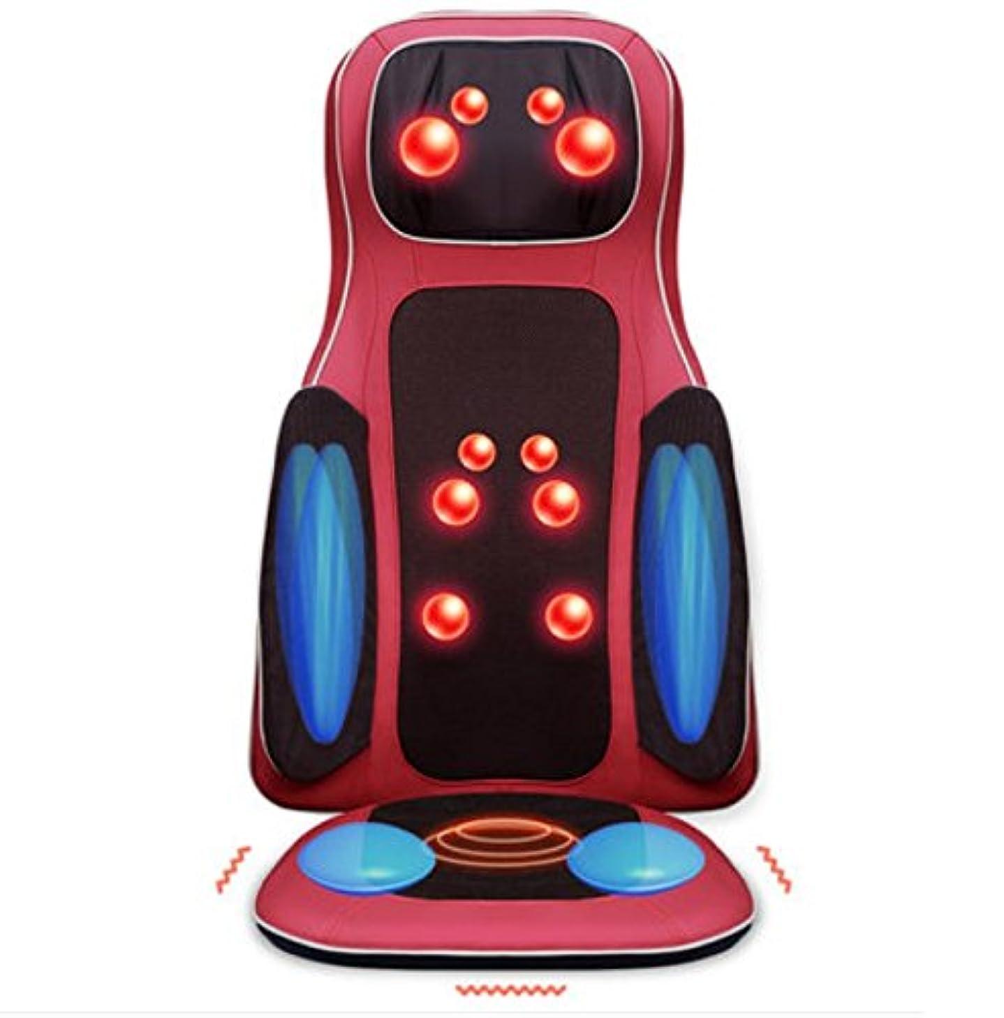 資格情報服を片付ける歯全身用電動クッションマッサージ機、ユニバーサルカーと家庭用の12W 60Wパラダイスで4インチ1歩の多機能