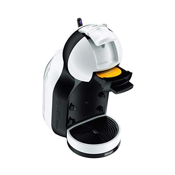De'Longhi Dolce Gusto Mini Me EDG305.WB – Cafetera de cápsulas,