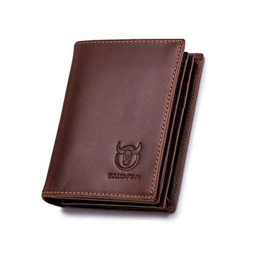 Genuine Tommy Hilfiger Da Uomo OXFORD Slim carta di credito in pelle nero Wallet Custodia TRIPLA