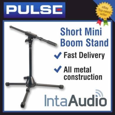 Pulse - Soporte para micrófono de mini bombo (para baterías ...