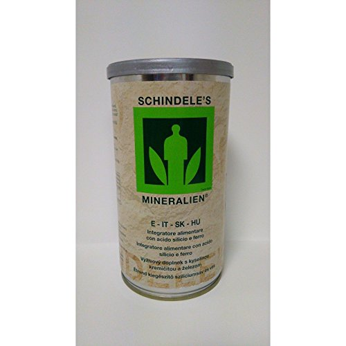 Mineralien Pulver 400 g von Schindele's