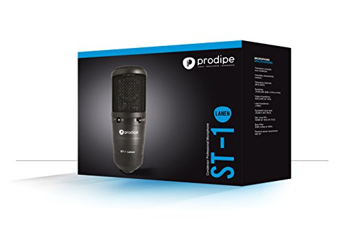 Prodipe ST-1 professionelles Kondensator Instrumentenmikrofon